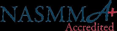 NASMM-A-Plus badge