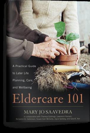 Eldercare 101 Book